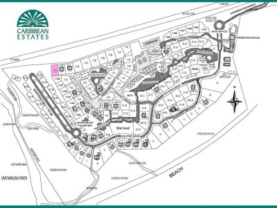 1129 Vacant Land Stand for sale caribbean estates