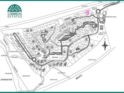 1169 Vacant land stand for sale Caribbean estates